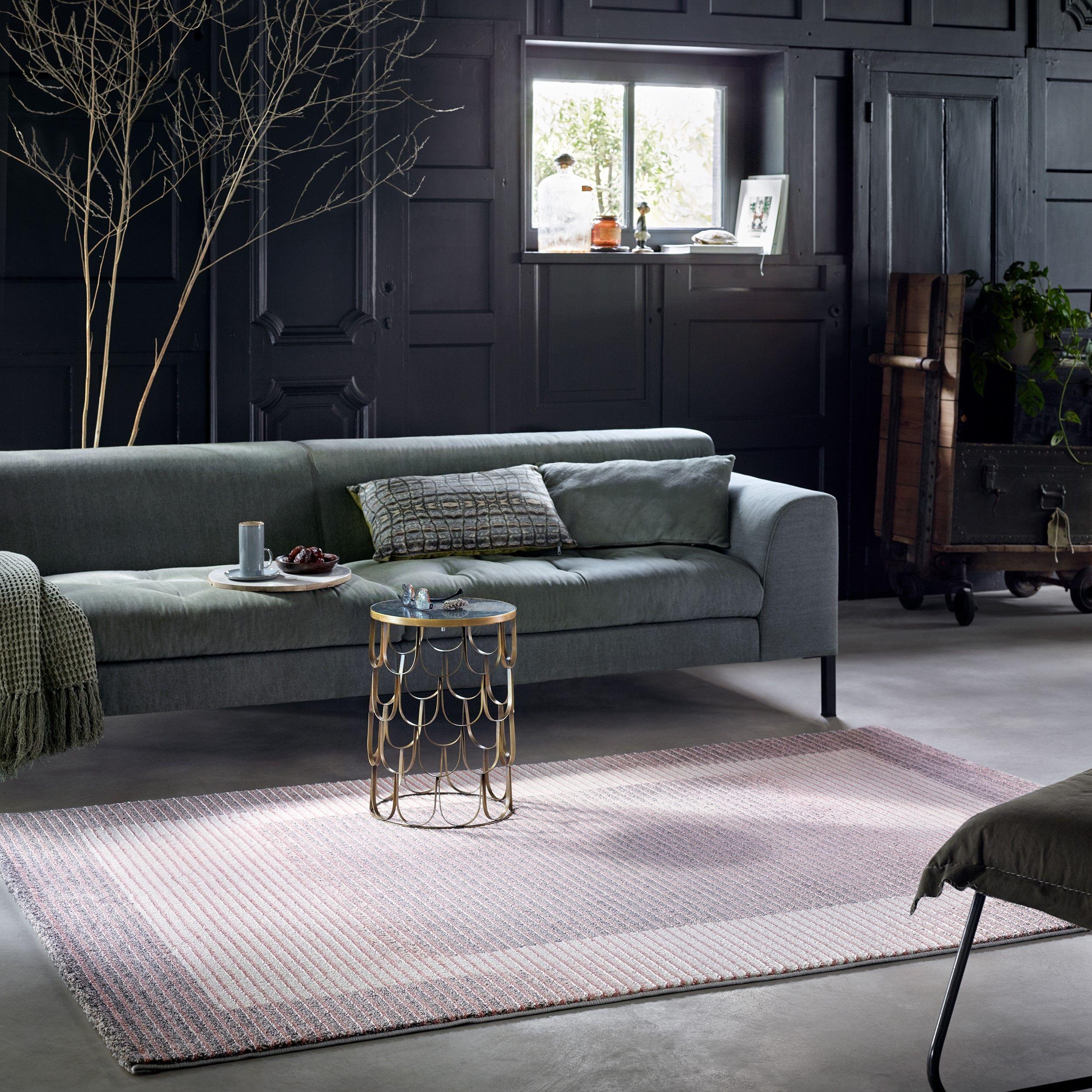 Teppich Rosa Grau Kurzflor Velvet Flow Wecon Home In 2020 Teppich Rosa Einrichtungsideen Fur Kleine Raume Innenarchitektur Wohnzimmer