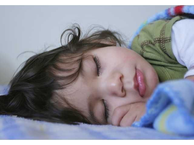 How to get your little bear to sleep in 20 minutes or less