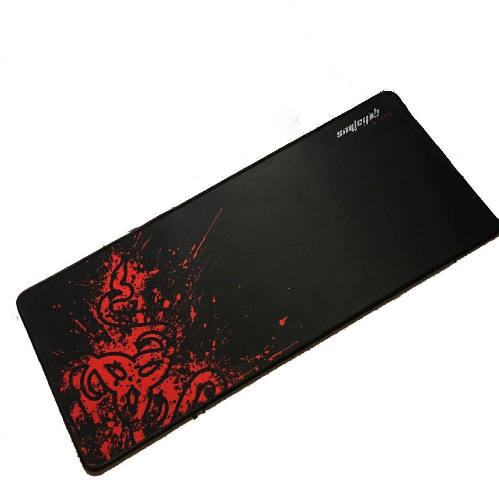 Large Size Red Rubber Razer Goliathus Mantis Speed Gaming Mouse Pad