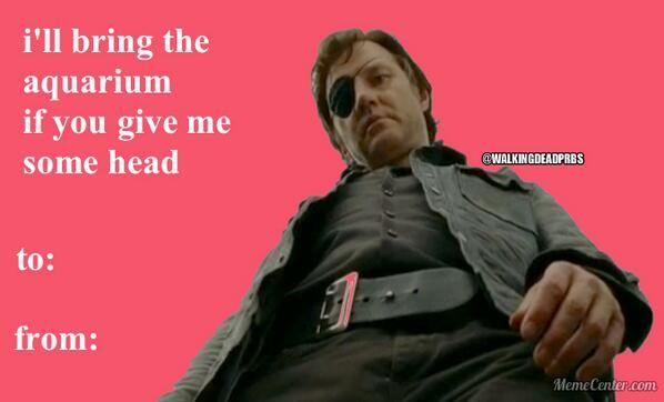 TWD Valentine