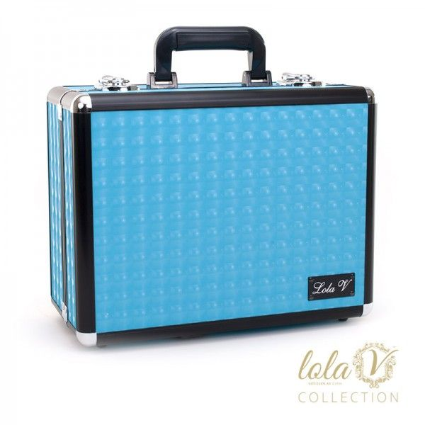 Baby Blue Lolita Kit with Mirror