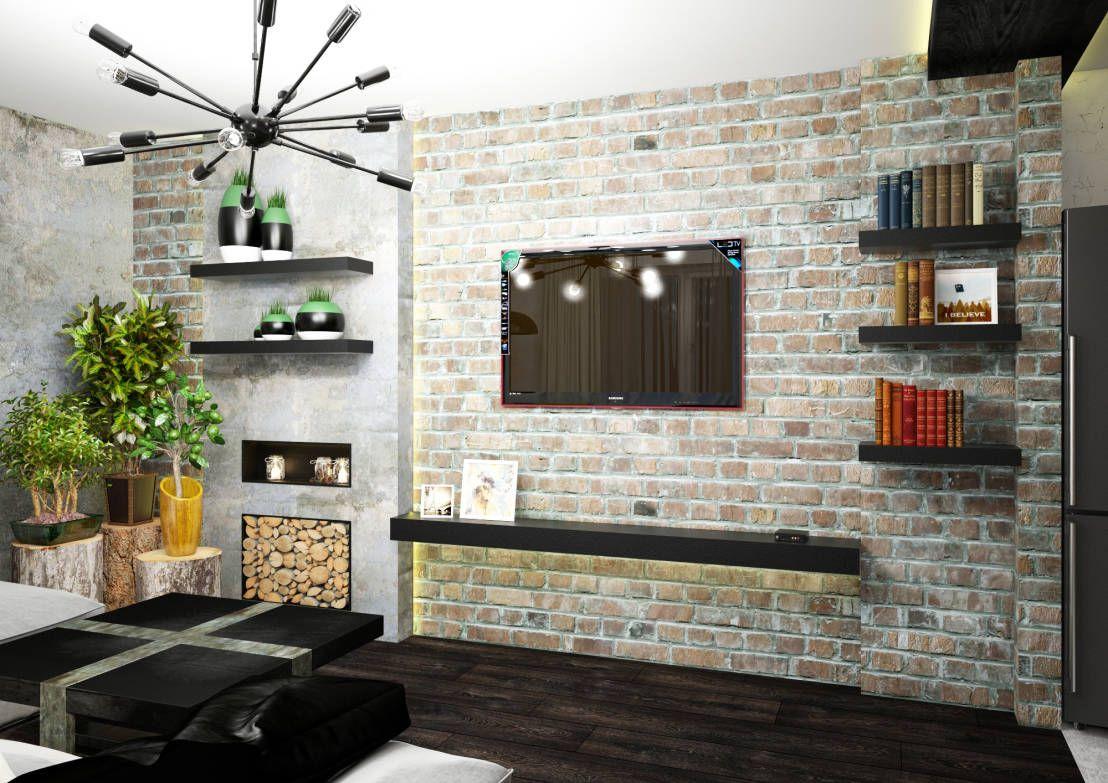 Coole Ideen zur Gestaltung einer Steinwand