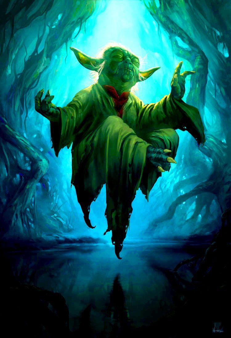 Master Yoda Star Wars Images Star Wars Pictures Star Wars Art