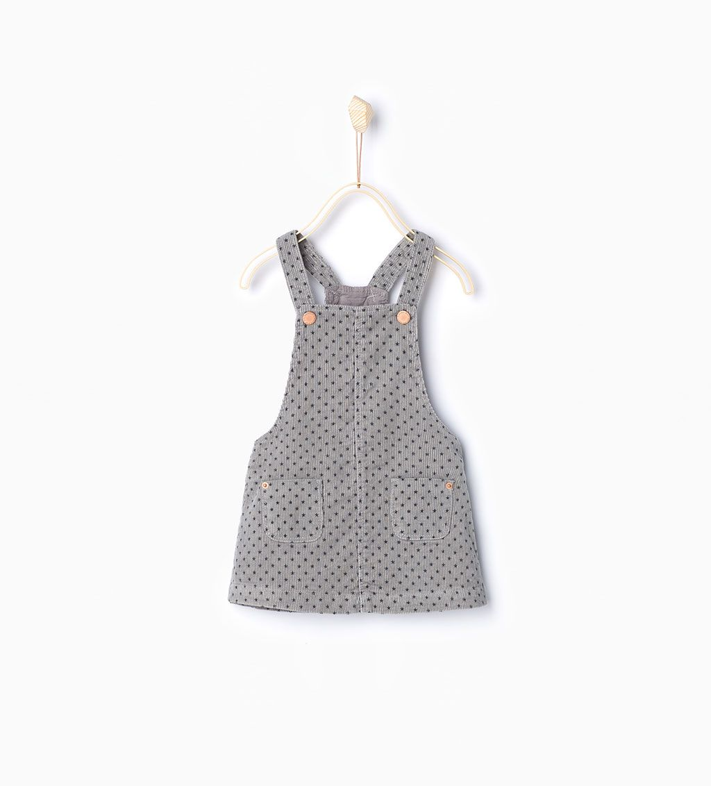 0fbf30f965d2 Corduroy pinafore dress-Dresses and Jumpsuits-Baby girl (3 months - 3  years)-KIDS
