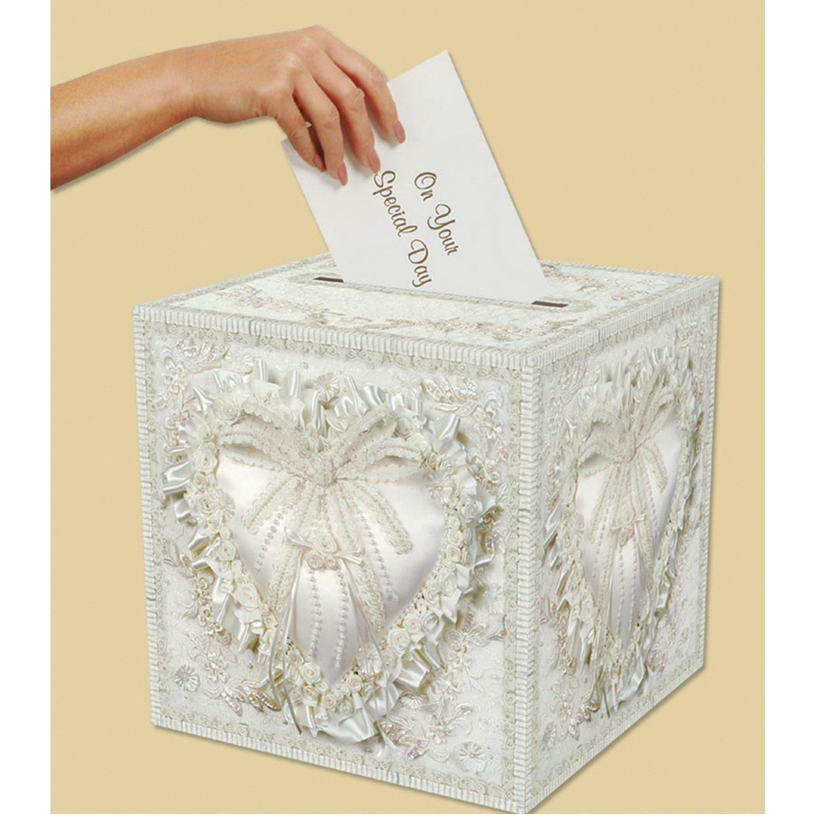 Wedding Card Box, 36289 | table decorations | Pinterest | Wedding ...