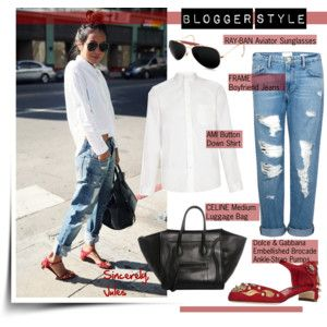 Blogger Style: Sincerely, Jules