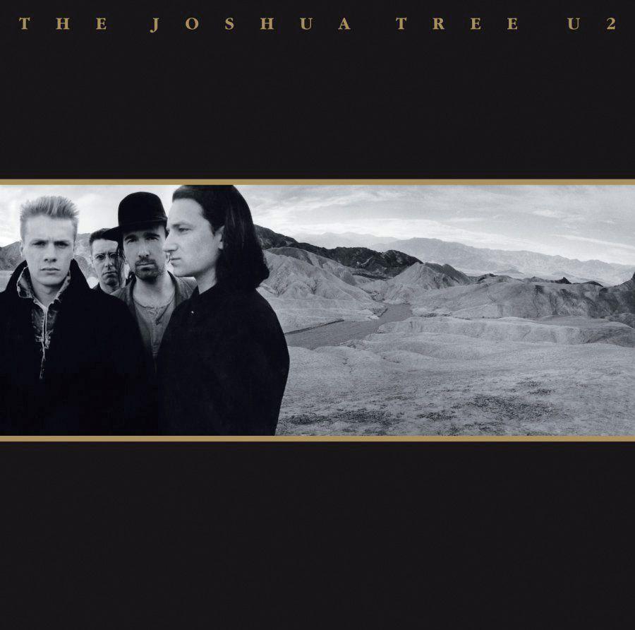 U2 The Joshua Tree 100000 Music Vinyl Music Album