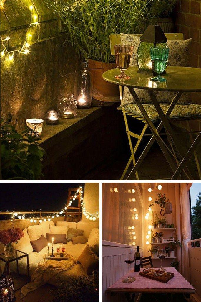 Si Yo Tuviera Una Terraza Terrazas Diseño De Balcón Y