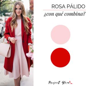 Rosa Claro Con Que Tonos Combina Project Glam Combinar Vestido Rosa Combinar Vestido Rojo Combinar Vestido Rosa Palo