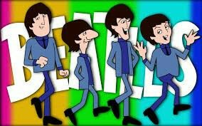 Pin By Martyn Lanza On The Beatles Beatles Cartoon Cartoon Shows The Beatles