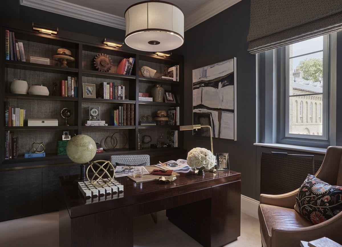 See more of Helen Green Design's Family House, Chelsea on 1stdibs