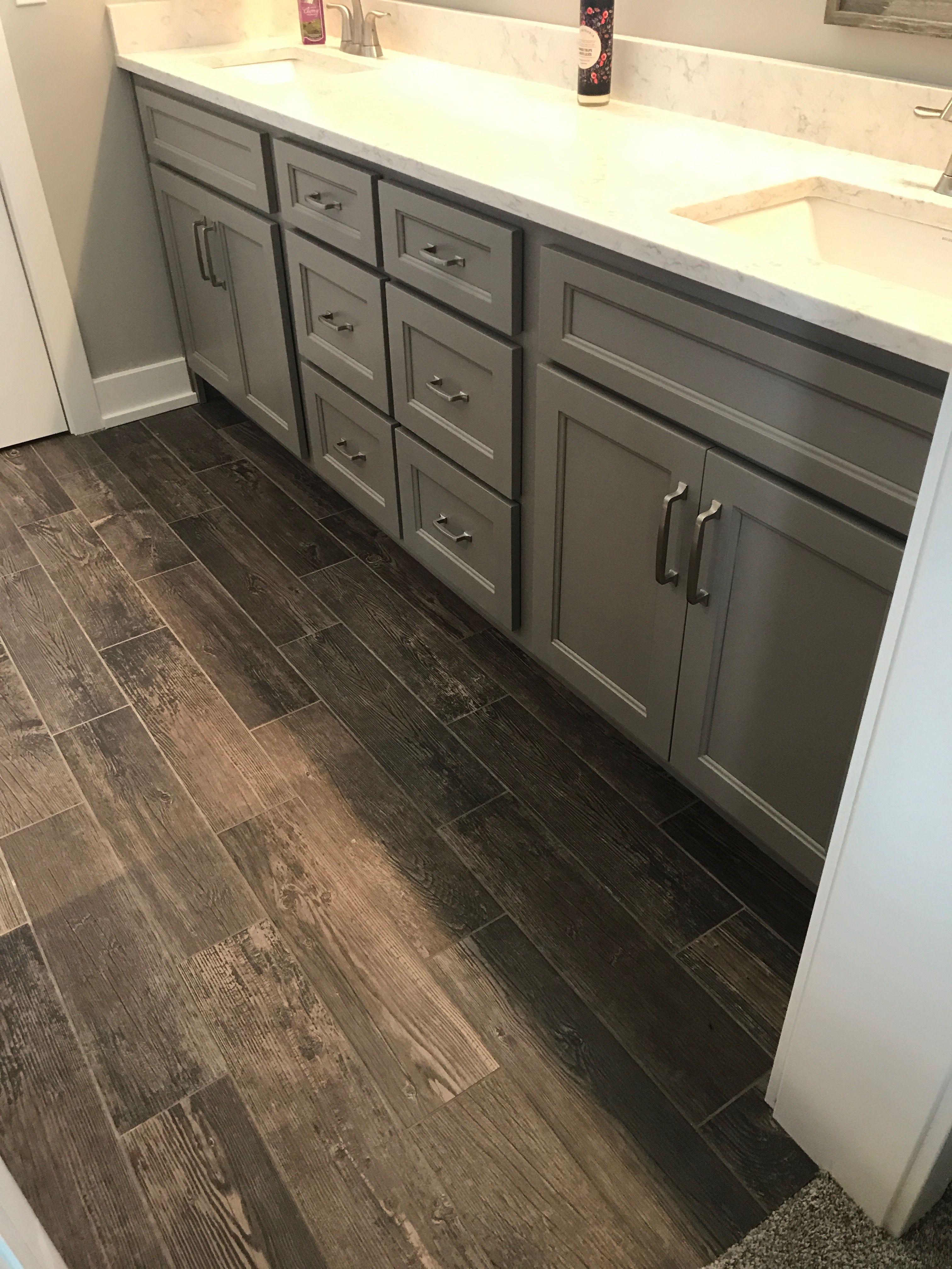 wood tile bathroom floor  wood tile bathroom floor wood