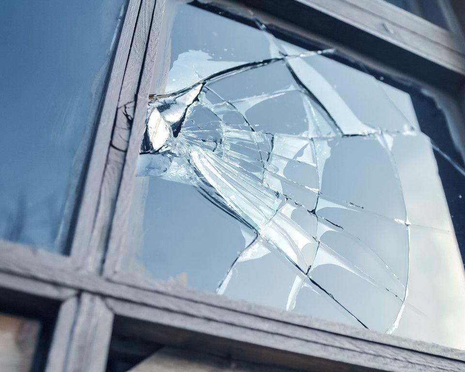 Pin By Ds Aluminium Windows Doors On Dsaluminium Co Uk Window Glass Repair Broken Window Glass Repair