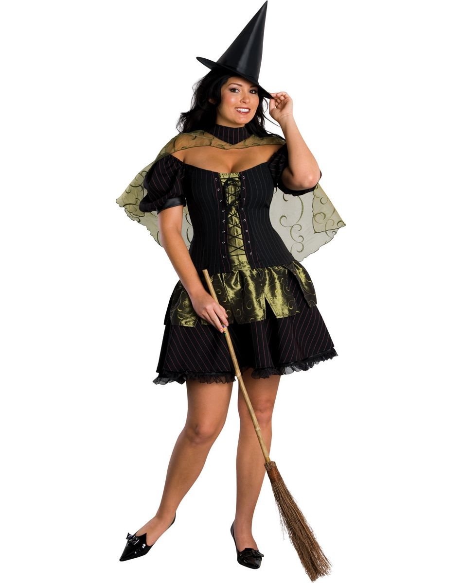 Wicked Witch of the West Adult Womens Plus Size Costume – Spirit ...