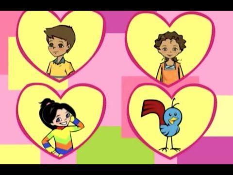 FREE Kids Arabic Cartoon 'Emotions & Feelings' Modern Standard Arabic العربية - YouTube