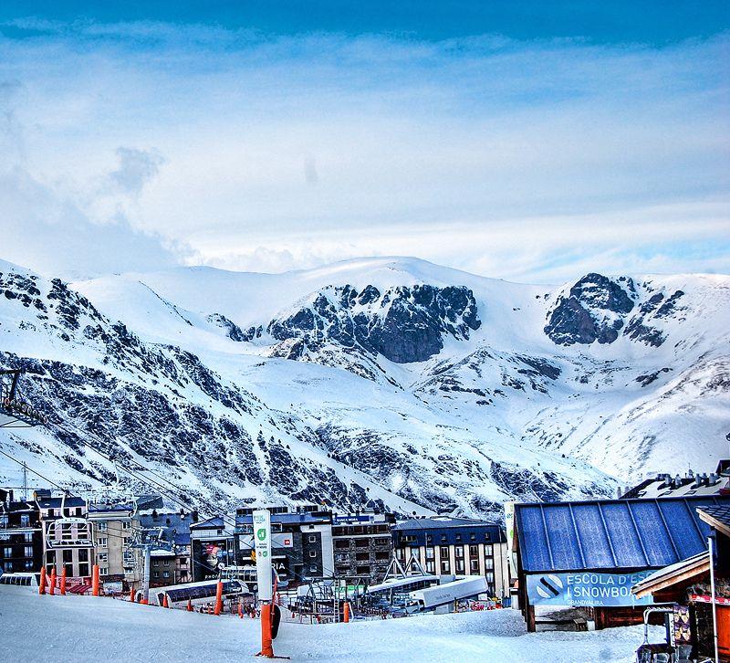 Honeymoon Destinations Rocky Mountains: Pas De La Casa, Andorra
