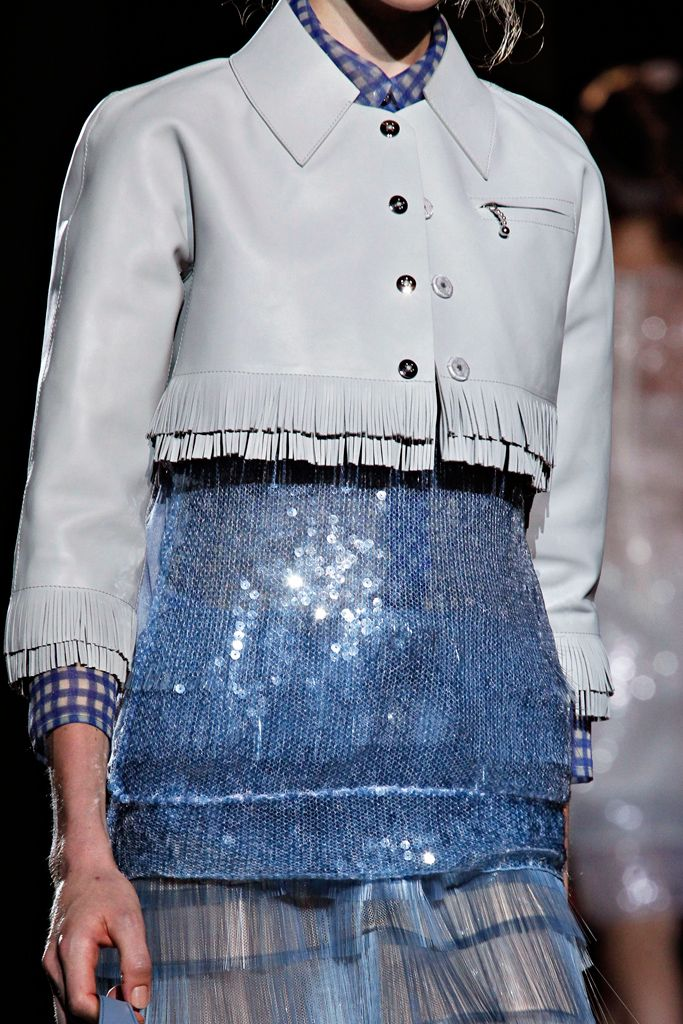 Marc Jacobs Spring 2012 Ready-to-Wear - Details