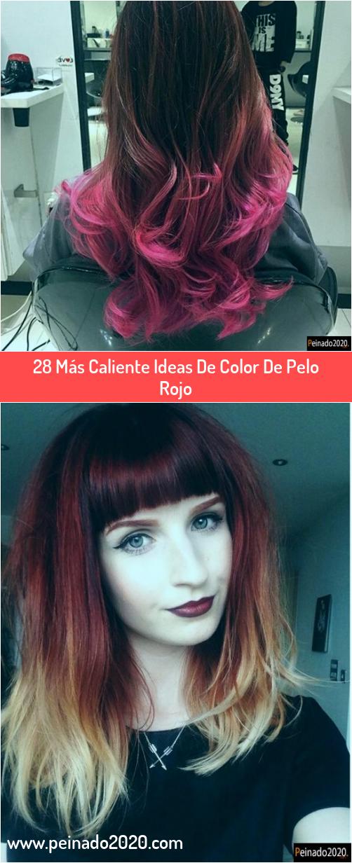 28 Más Caliente Ideas De Color De Pelo Rojo