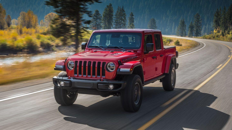 Explore The 2020 Jeep Gladiator Rubicon Near Orlando Our Team At