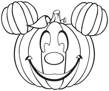 Free Disney Halloween Coloring Pages Halloween Pinterest