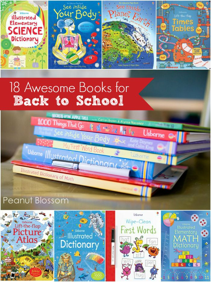 18 Awesome Titles To Help Your Kids Get Ready For The New