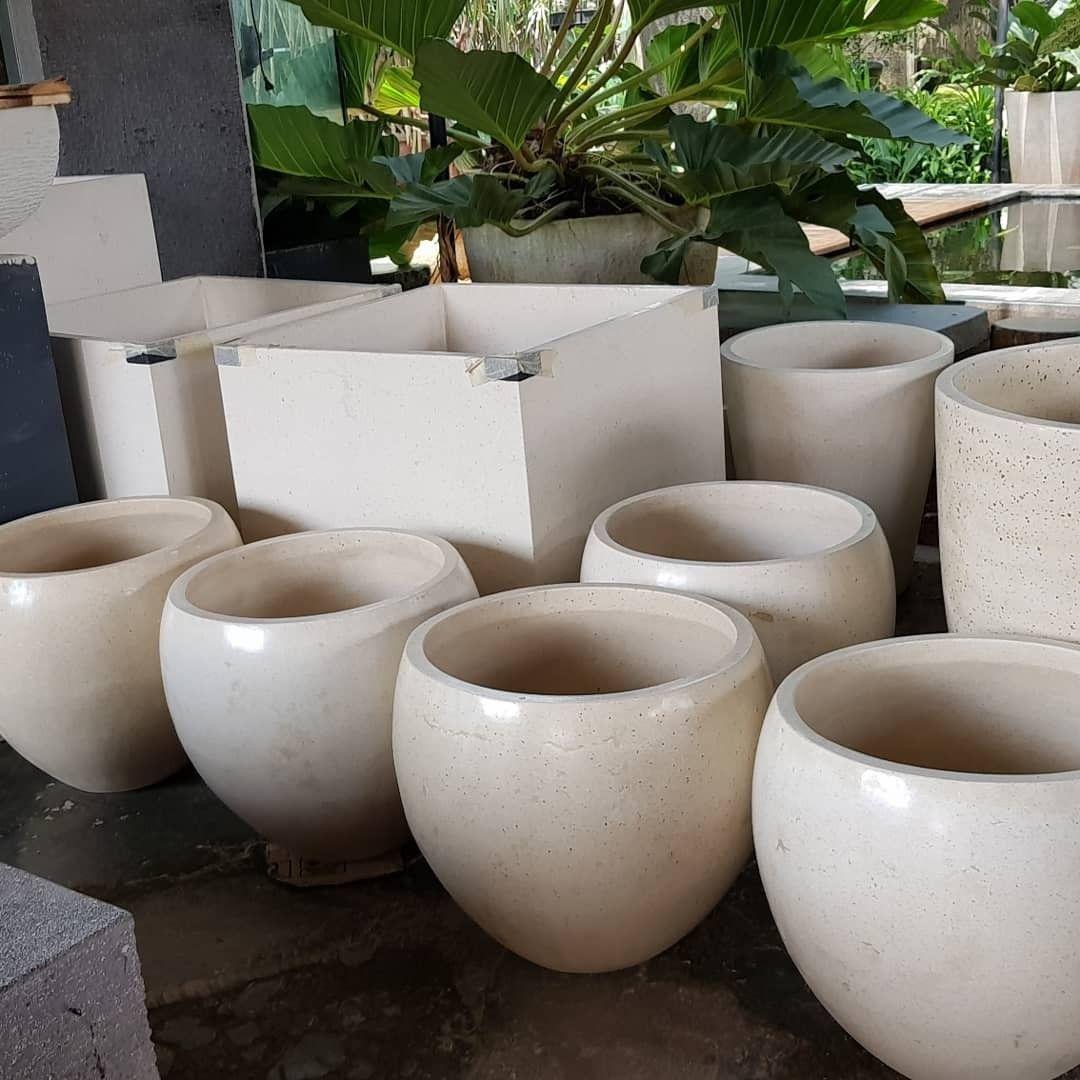 Pot Terrazzo Jakarta Kemewahan Rumah Mewah Desain