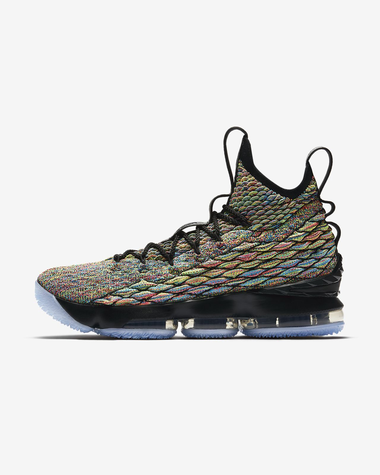 wholesale dealer 19a5e 751ae Nike Lebron 15 Basketball Shoe - M 13   W 14.5