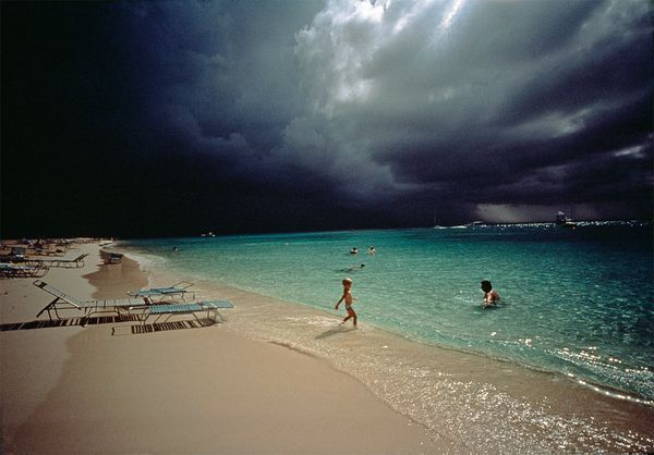 Incoming Storm, Grand Cayman Island