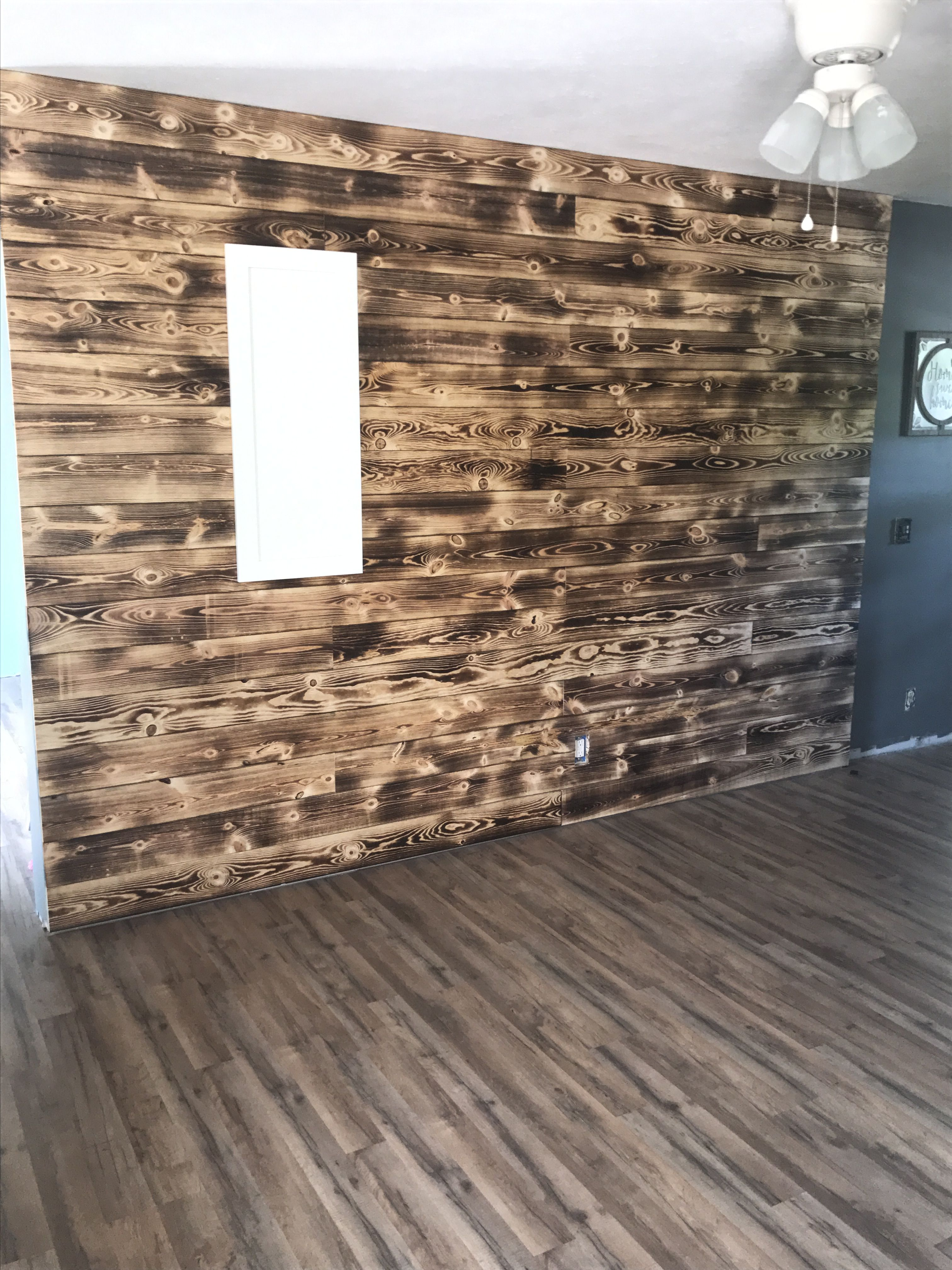 Wood Wall Paneling Bathroom