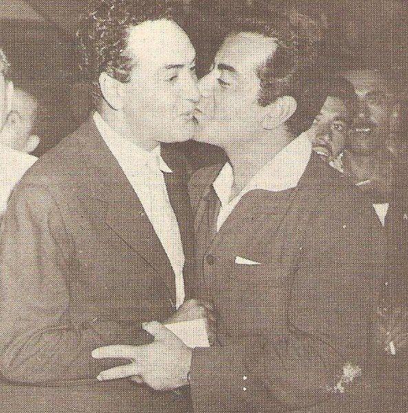 النجوم فريد الاطرش محمد فوزيfareed El Atrache Mohamed Fawzy Egyptian Movies Old Pictures Egyptian