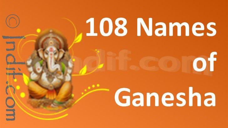 14++ Telugu baby boy names meaning lord ganesha ideas