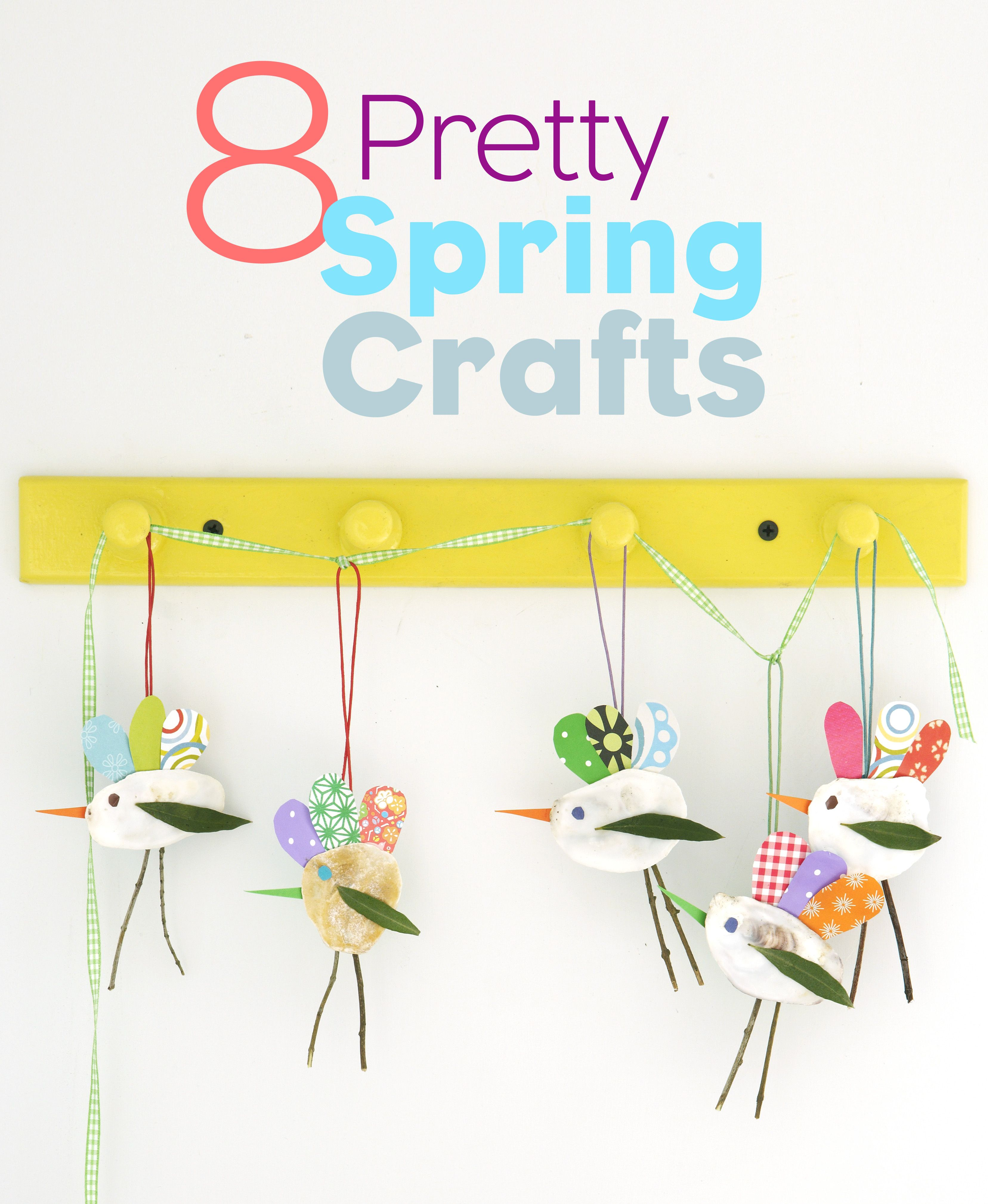 Featured 5 Spring Projects: Easy Nature-Inspired Crafts For Kids