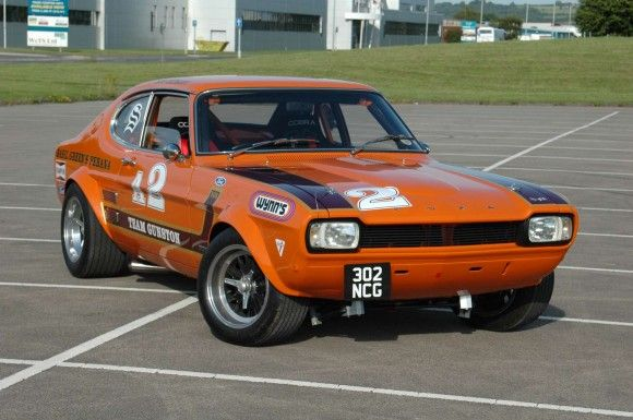 Pin By Luis Monteiro On Automobiles Ford Capri Ford Racing Ford