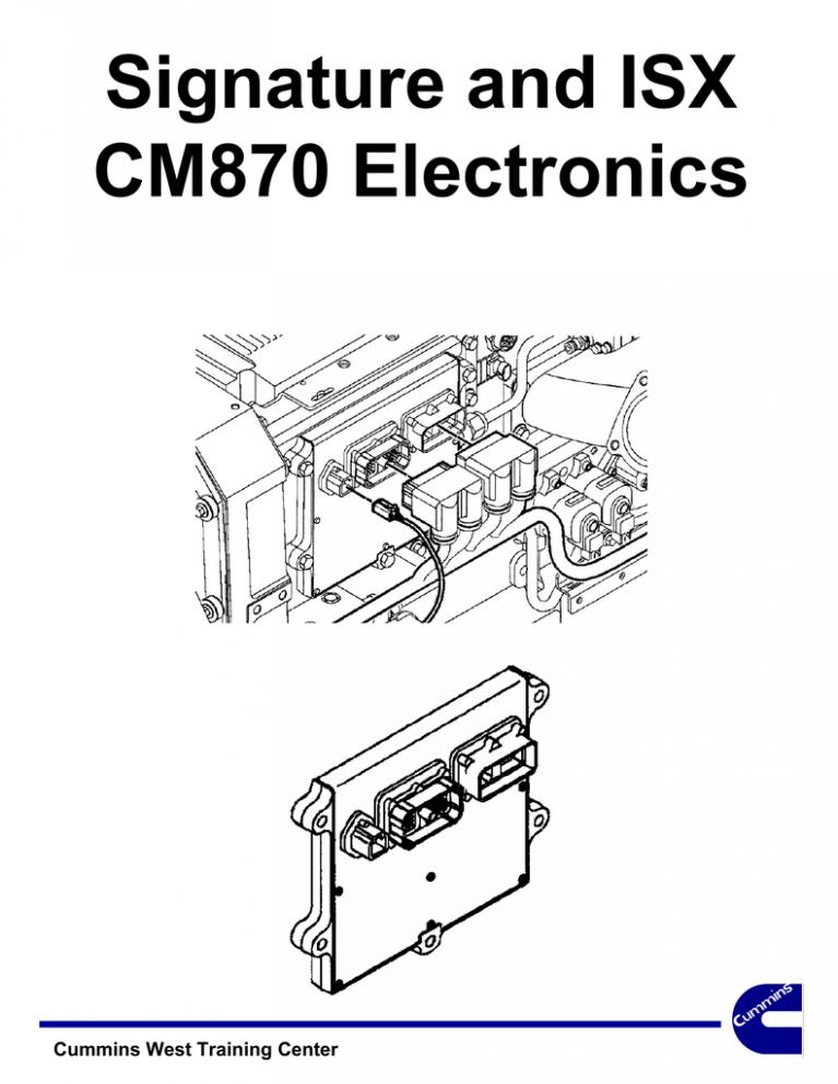 Isx Cummins Engine Diagram Kit di 2020