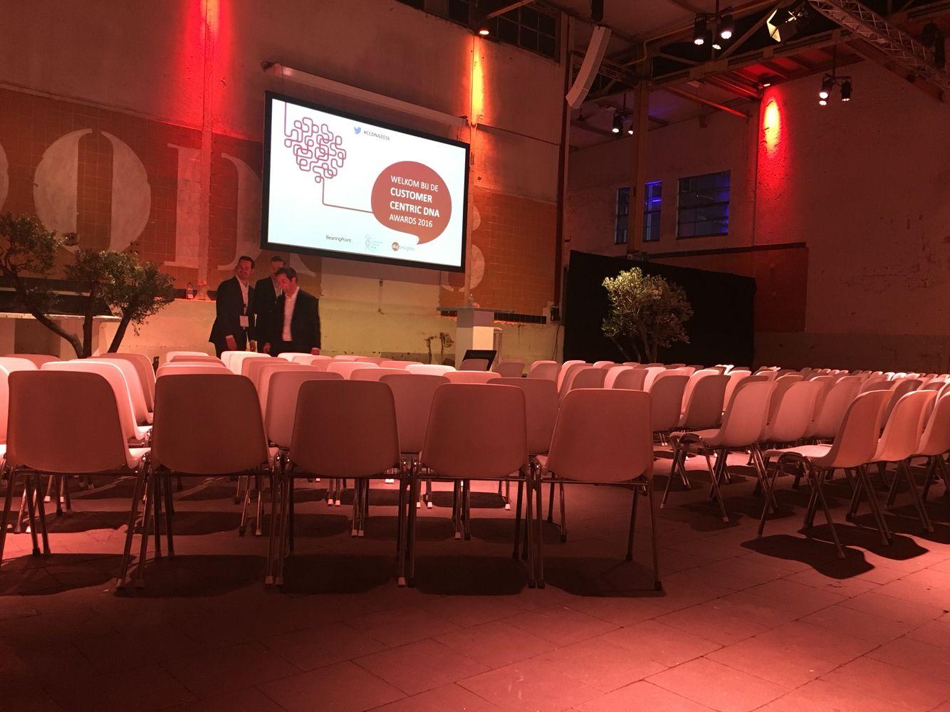 CCDNA Awards 2016 | Bearingpoint | 150p | DeFabrique | Maarssen | #event #dagvoorzitter #presentator #locations #stages #chairman #congres #zalen #venues #theaters #podia