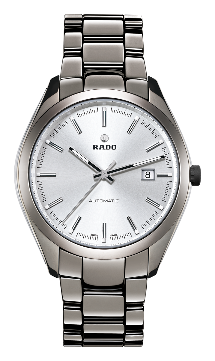 tech in ceramic ultra grey hyperchrome deep watches rado the a introducing high featherweight light