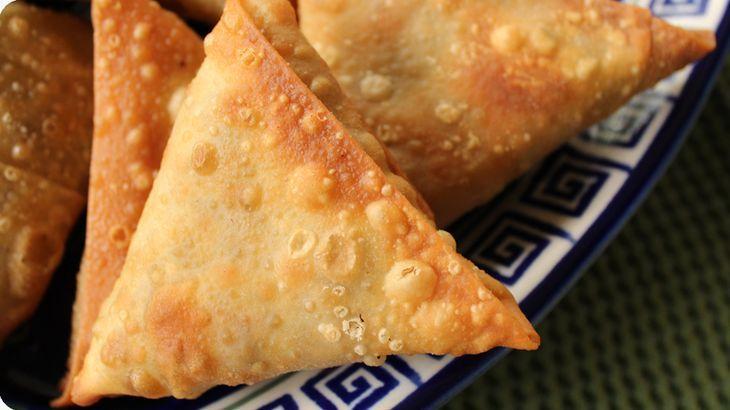 Meat Sambusa   Sheba Yemeni Food & Recipes