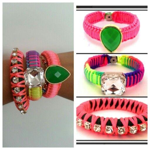 Handmade bracelets ♥