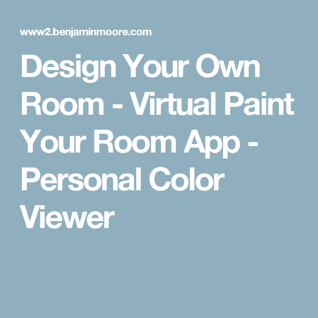 Personal Color Viewer