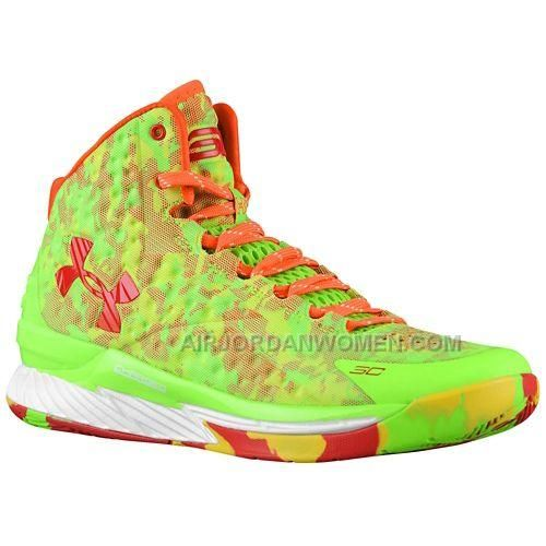 Under Armour Charged Foam Curry 1 - Mens Sneakers