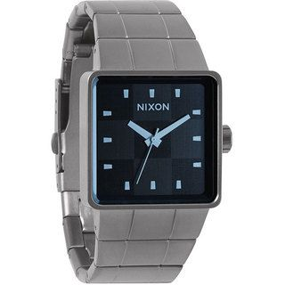 Solid watch, that is perfect in all conditions - dry, wet and otherwise: 20% off Quatro Watch (Men's) #NixonWatches&Gear at RockCreek.com