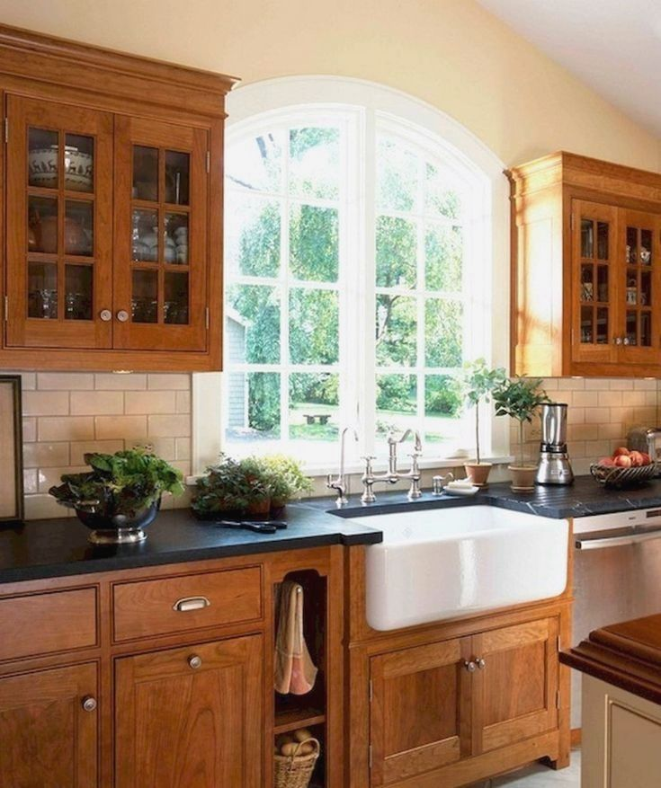 Pics of Double Arch Kitchen Cabinets and My Kitchen ...