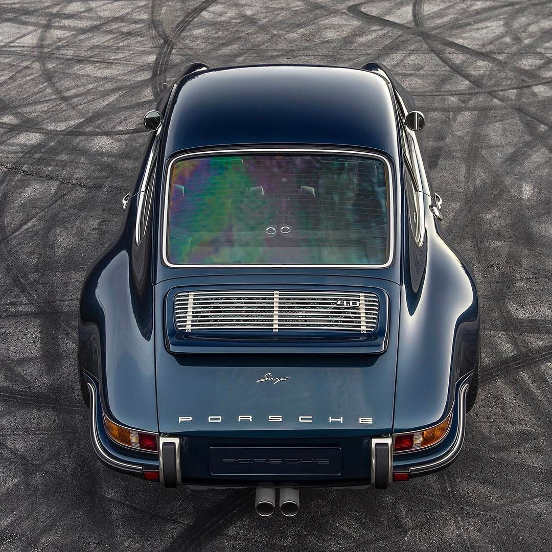 beautifully wide | Singer Vehicle Design | Cars: Porsche | Pinterest ...