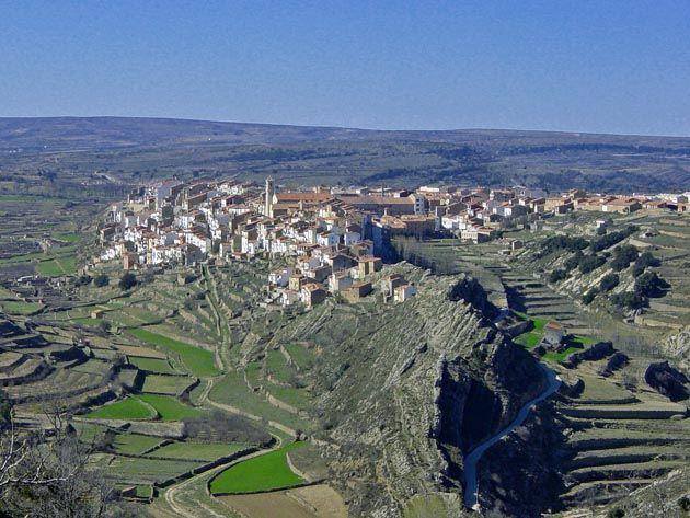 Resultado de imagen de Villafranca del Cid castellón