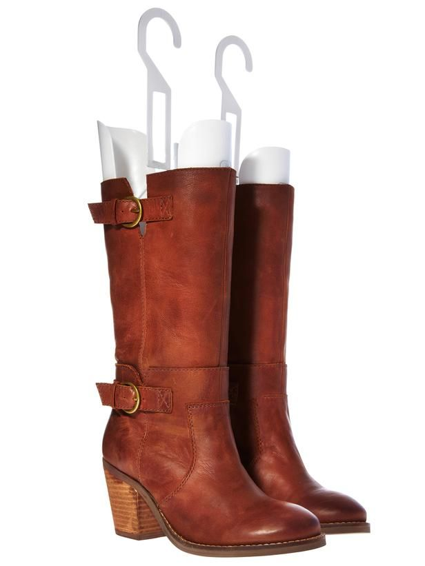 Boot Inserts   Expert Picks For Every Closet On HGTV U Can Get Them At The  Container Store .. I Just Always Used Wrapping Paper Or Paper Towel Inserts  BUT ...