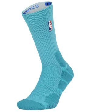 separation shoes 9be25 eaa11 Nike Men s Nba All Star Elite Quick Jordan Crew Socks - Blue XL