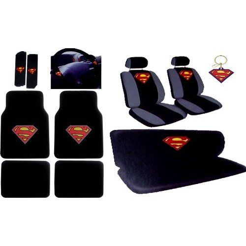Batman The Dark Knight Dc Comics Superhero Shield Logo Car Truck Seat Cover 1 Pc To Suit The PeopleS Convenience Baby