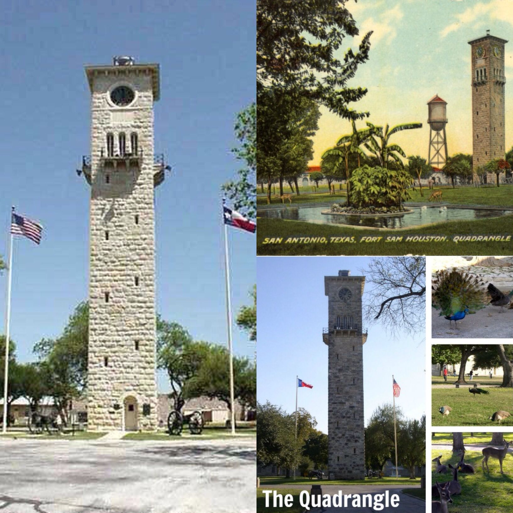 Fort Sam Houston Is A U S Army Post In San Antonio Texas