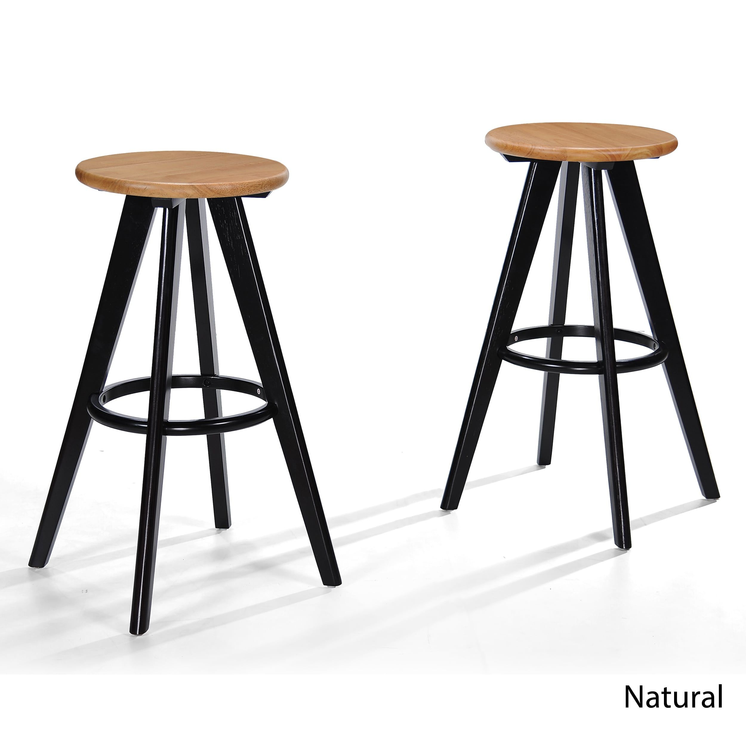 Judd 30 Inch Backless Barstool (Set Of 2) By Christopher Knight