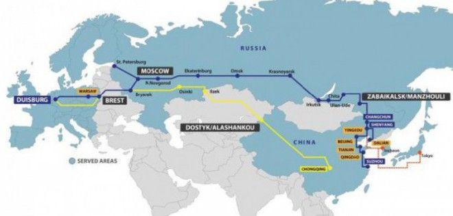 """FELB startet den """"East World Express"""" - http://www.logistik-express.com/felb-startet-den-east-world-express/"""
